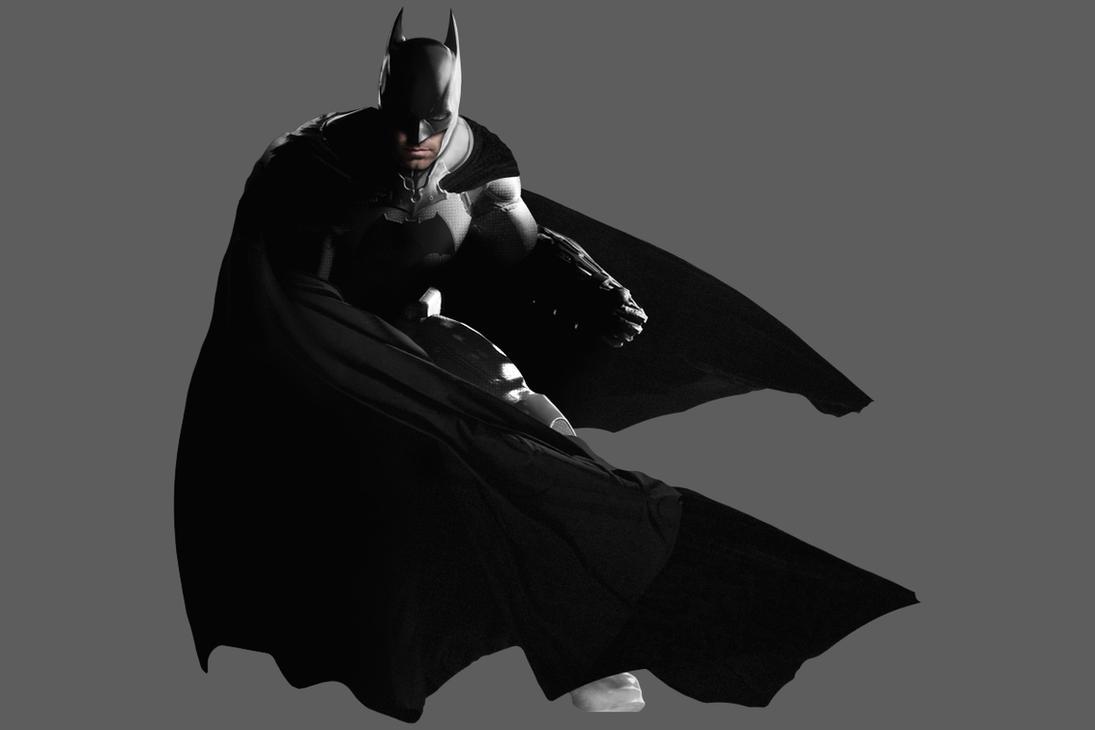 Batman/Superman B. Affleck As Batman by J-K-K-S