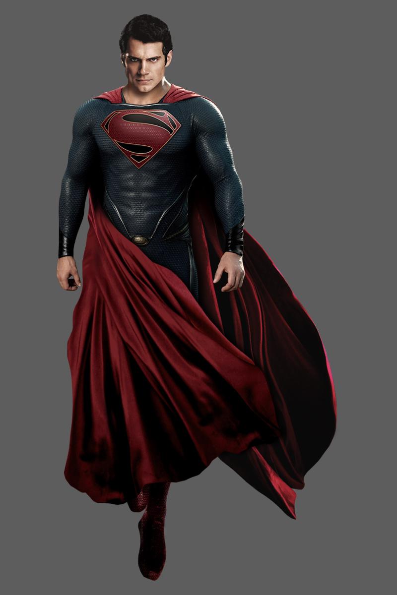 Batman/Superman H. Cavill As Superman