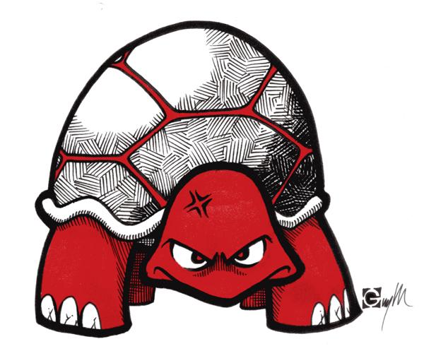 angry turtle logo - photo #1