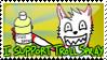 I Support Troll Spray -Stamp- by AmazingDX