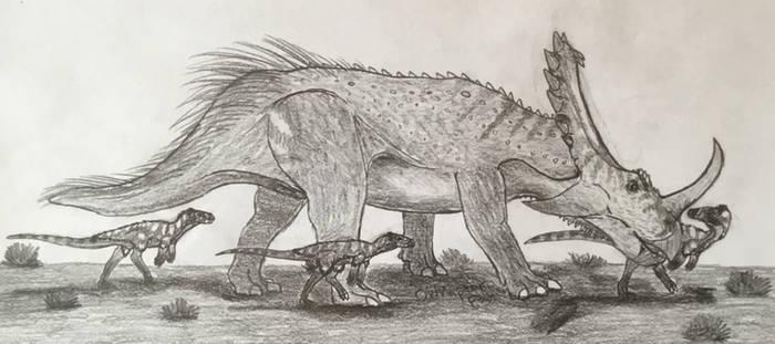 Kazakhoceratops pohorovi