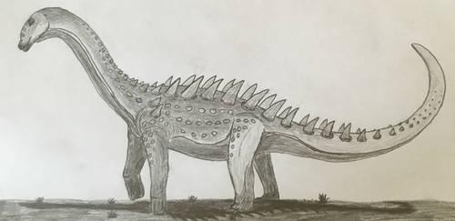 Cernaysaurus robustus