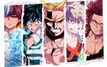 Heroes - with ( Ajm-fairytail )