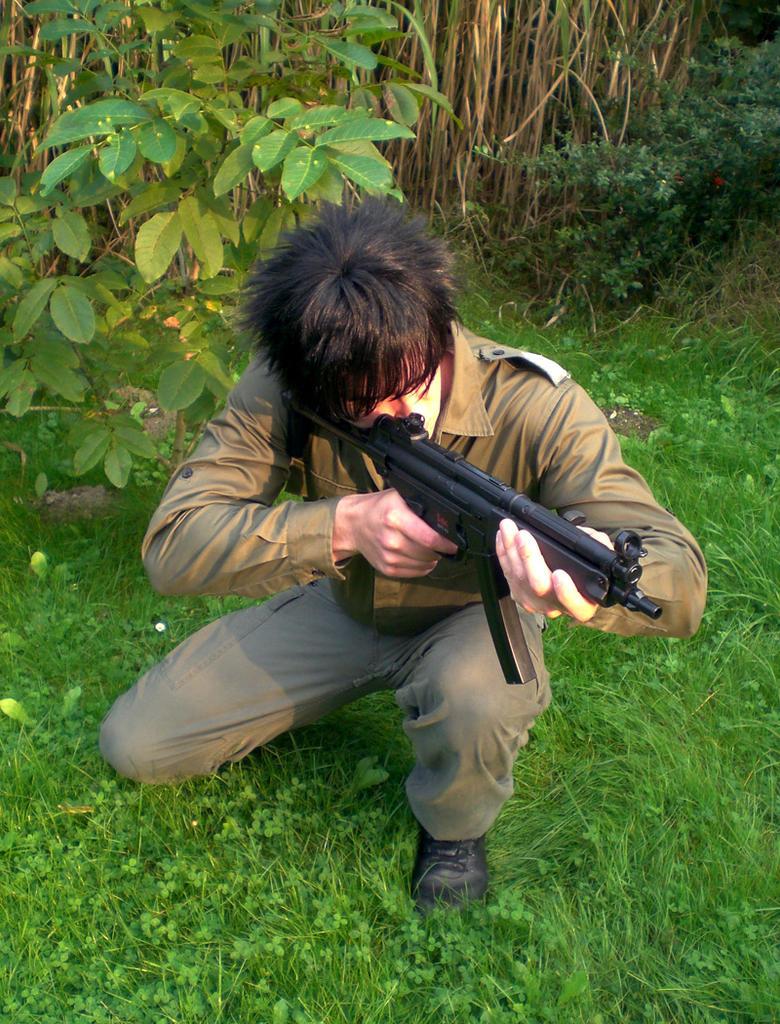 sousuke shooting 6 by KugelKatzenFisch