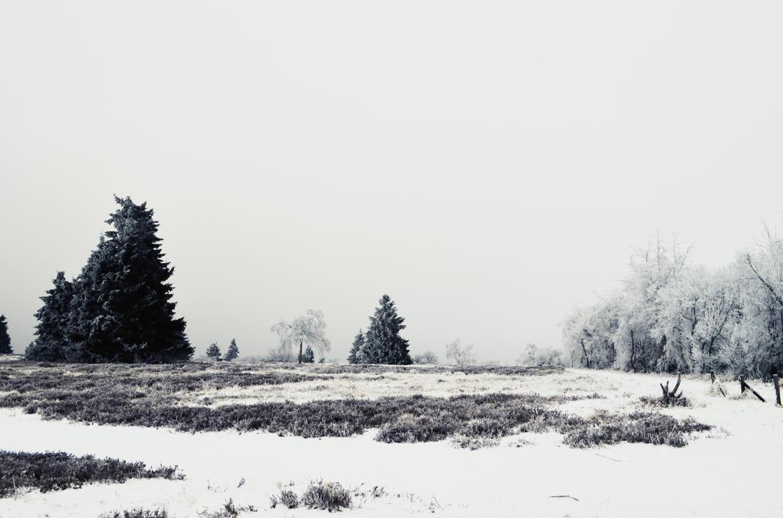 walking on snow by KugelKatzenFisch