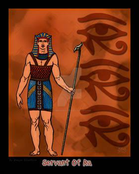 Servant of Ra
