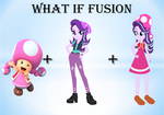 Toadette and Starlight Glimmer Fusion
