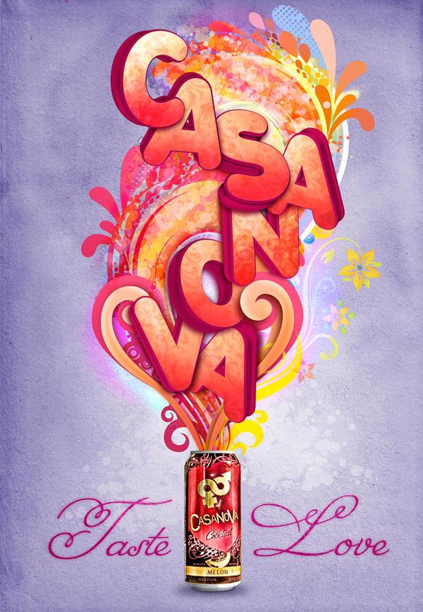 Casanova drink by Allehandro