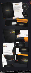 Identity for a print company 2 by Allehandro