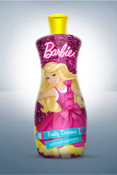 Barbie Shampoo series by Allehandro