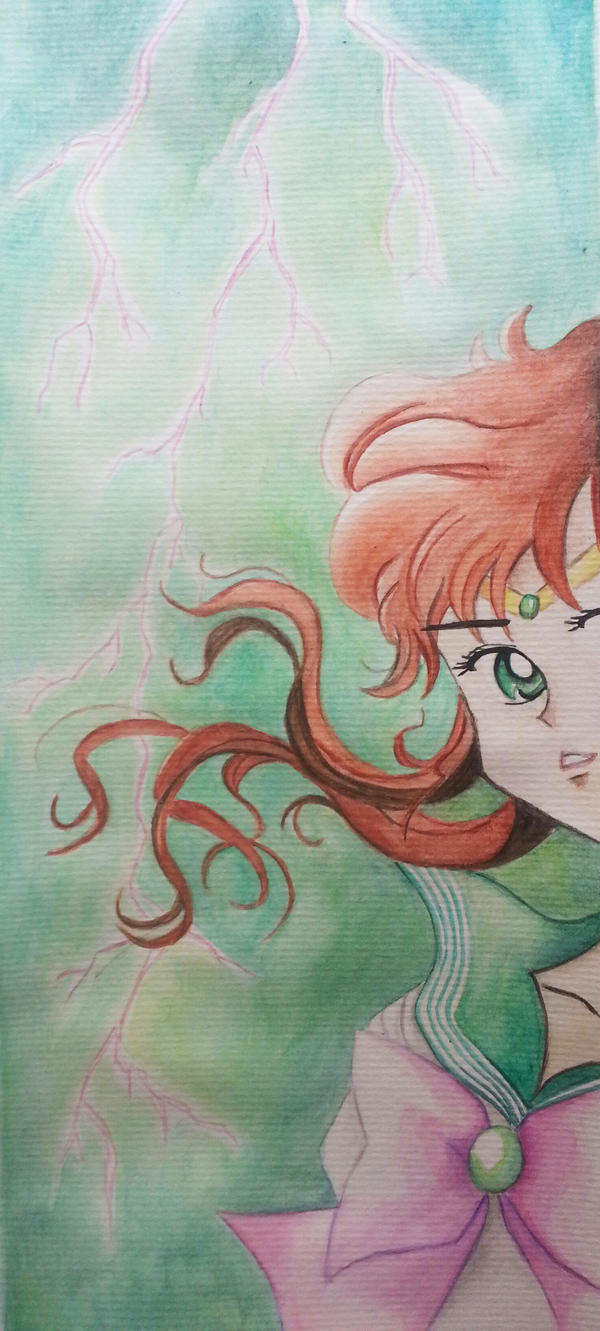 Sailor Jupiter by MarquisduSoliel