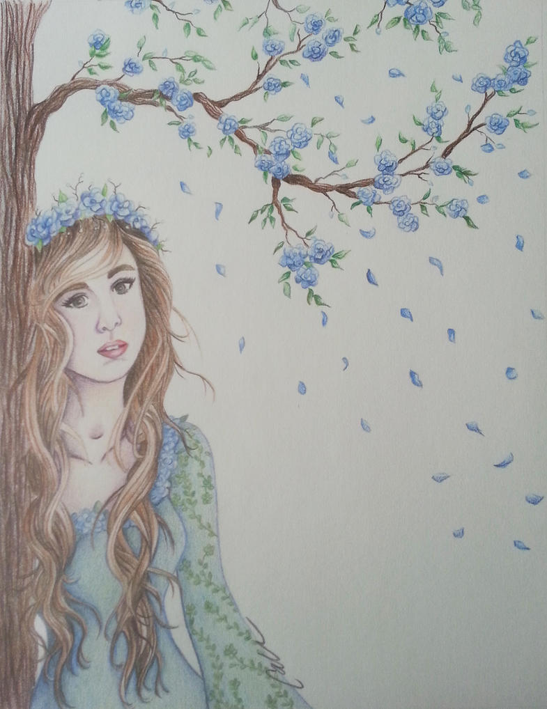 Lyanna Stark by MarquisduSoliel