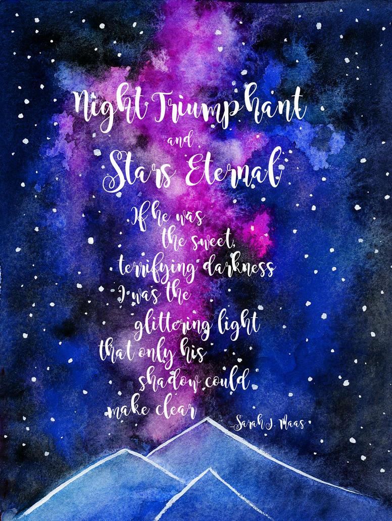 Night Triumphant by MarquisduSoliel
