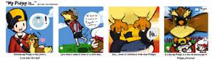 PokeComic - 'My Pidgey is...'
