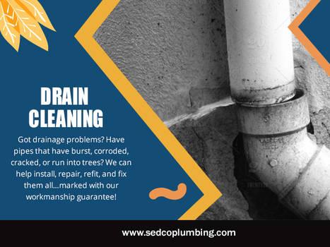 El Cajon Drain Cleaning