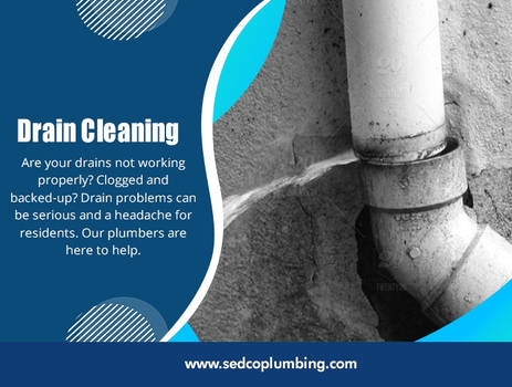 Drain Cleaning El Cajon
