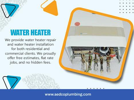 El Cajon Water Heater