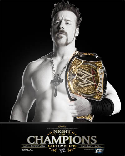 Night of Champions by SAMIGFX
