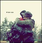 hug the jOker by StopPanicIsJustMe
