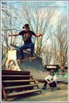magic skate by StopPanicIsJustMe