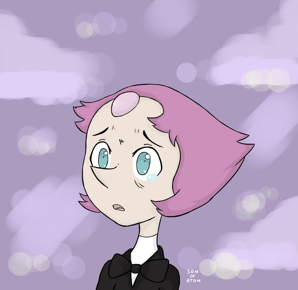 Steven Universe - Pearl [It's Over Isn't It] by SonOfAtom101