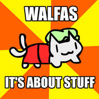 Walfas by DeGeso