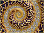 Patterned Spiral