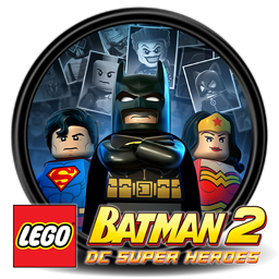 Znalezione obrazy dla zapytania Lego Batman 2 icon