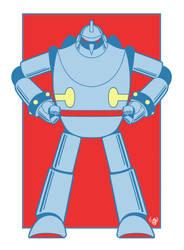 Iron Man 28 by retrorobotboy