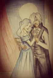 Travelyn x Phantom of the Opera by AJtheHuntress