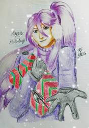 SS: Gakupo- Take my Hand by AJtheHuntress