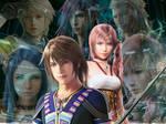 Final Fantasy 13-2 Wallpaper