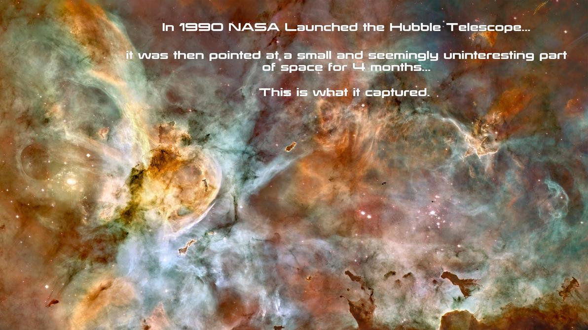 Hubble Telescope 3840x2160 Wallpaper By H0wlrunn3r