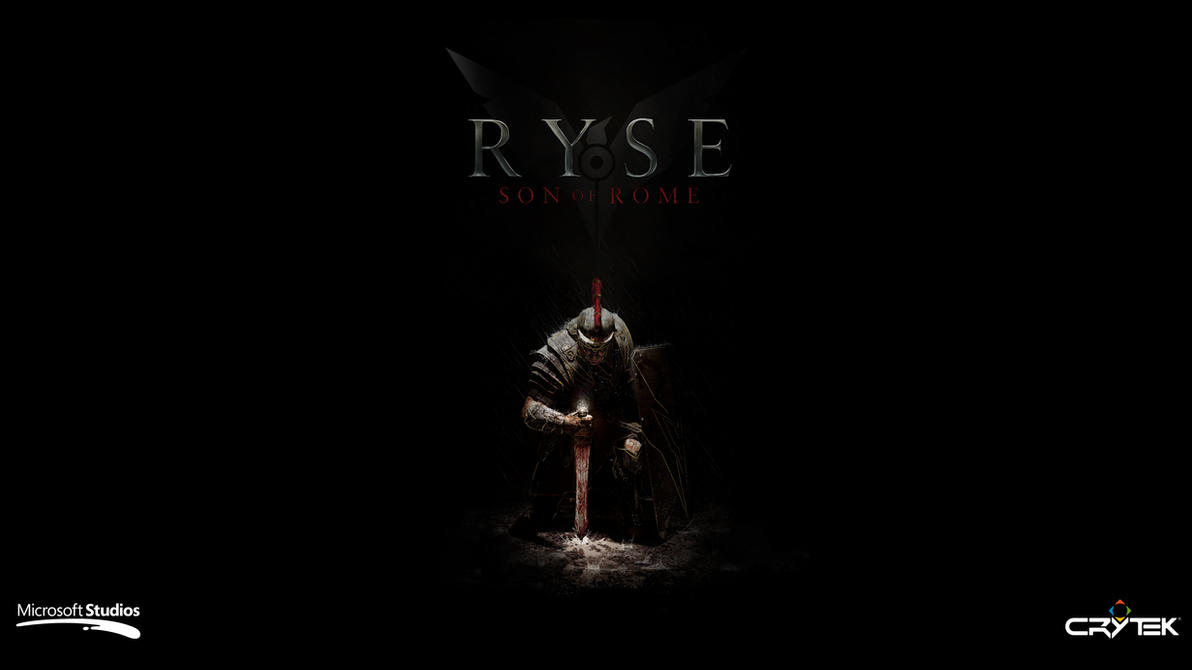 Ryse Son Of Rome Wallpaper: Ryse: Son Of Rome Cinematic Wallpaper By H0wlrunn3r On