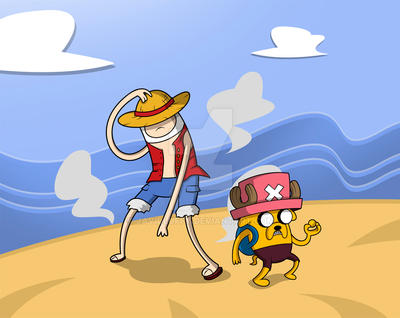 Unlimited Adventure Time by JaviDLuffy