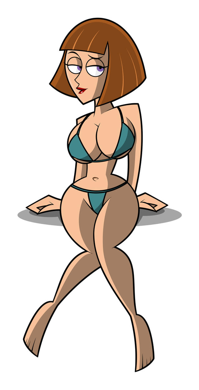 Commission: Bikini Maddie by JaviDLuffy on DeviantArt