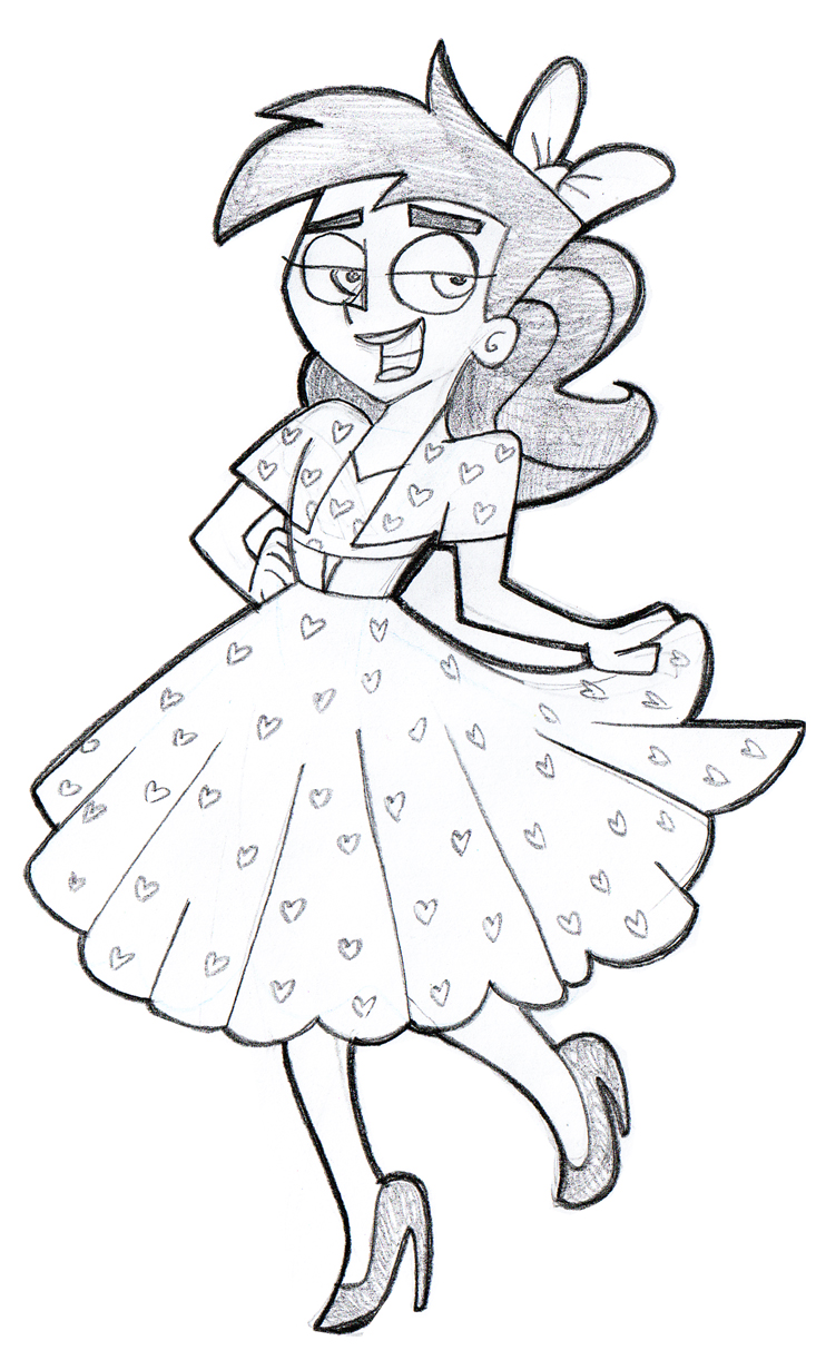 skecom danny in a dress 1 by javidluffy on deviantart