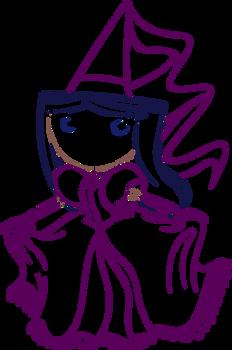 Lineart: Princess Isabella