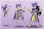 He drives them bats