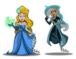 Fusions: Aurendelle and Gwenelle