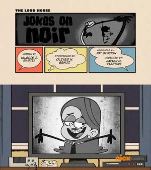 TLH: Jokes On Noir