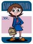 Ladies of Jump: Kyoko Yoshizawa