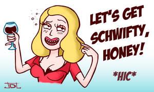Get Schwifty Again!