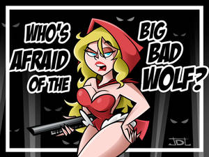 Red Hot Wolf-Killer