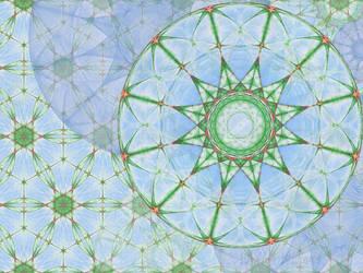 Bubble Tile by alunw