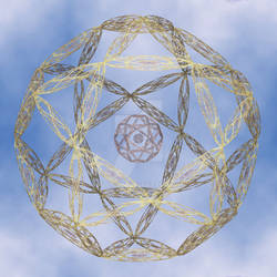 Fractal Icosidodecahedron