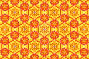 Atomic wallpaper