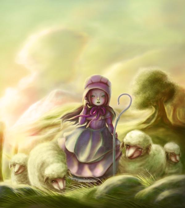 Bo Peep by boOnsai