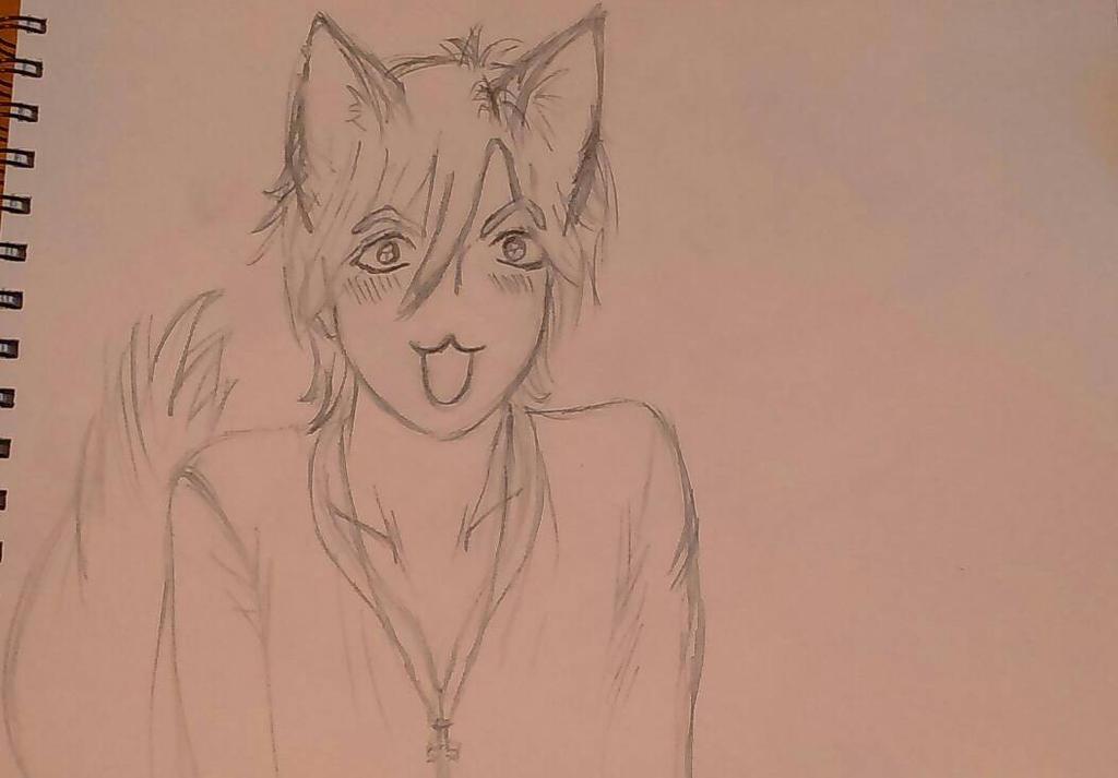 Shougo's Sketch  by pennylaneforever