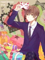 Happy Birthday Kashitaro by yuugami
